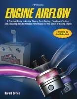 Engine Books - Chevrolet Engine Books - HP Books - Engine Airflow Handbook