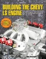 Engine Books - Chevrolet Engine Books - HP Books - Building Chevy LS Engine Book