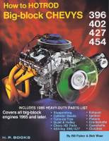 Engine Books - Chevrolet Engine Books - HP Books - Hotrod BB Chevy