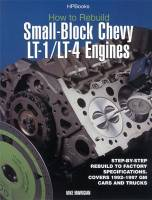 HP Books - How To Rebuild LT1/LT4 Engines - Image 2