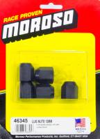 Wheels & Tires - Moroso Performance Products - Moroso 12mmx1.5 Lug Nuts (5 Pack)