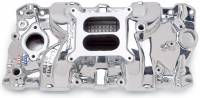 Edelbrock - Edelbrock Performer RPM Intake Manifold - Endurashine - Image 1