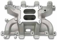 Intake Manifolds - Intake Manifolds - GM LS Series - Edelbrock - Edelbrock Performer RPM LS1 Intake Manifold - Cast Finish