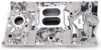 Edelbrock - Edelbrock Performer RPM Vortec Intake Manifold - Endurashine - Image 1