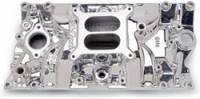 Edelbrock - Edelbrock Performer RPM Vortec Intake Manifold - Endurashine - Image 2