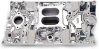 Edelbrock - Edelbrock Performer RPM Vortec Intake Manifold - Endurashine - Image 3