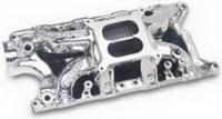 Ford F-150 Air and Fuel - Ford F-150 Intake Manifolds - Edelbrock - Edelbrock RPM Air Gap 302 Intake Manifold - Endurashine