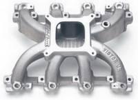 Intake Manifolds - Intake Manifolds - GM LS Series - Edelbrock - Edelbrock Victor JR. LS1 EFI Intake Manifold - SB Chevy LS1 V8 EFI