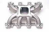 Intake Manifolds - Intake Manifolds - GM LS Series - Edelbrock - Edelbrock Victor JR. LS1 EFI Intake Manifold - SB Chevy LS1 V8 Carbureted
