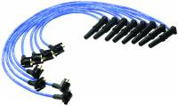 Spark Plug Wires - Ford Racing Spark Plug Wires - Ford Racing - Ford Racing 4.6L 2V Blue Spark Plug Wires