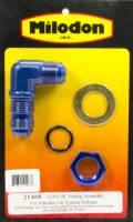 Fittings & Hoses - Milodon - Milodon Oil Pick-Up Fitting - Chrysler 12 AN 90°