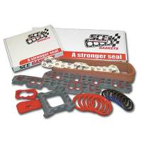 SCE Gaskets - SCE SB Chevy Valve Cover Gaskets Dyno-Pak (10) - Image 2