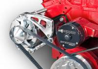 Ignition & Electrical System - March Performance - March Performance Chevy SB Electric Water Pump Alternator Bracket