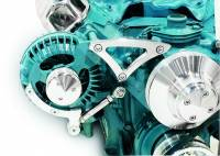 Ignition & Electrical System - March Performance - March Performance Chrysler 383/400 Alternator Bracket Kit