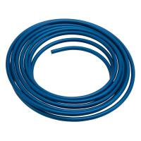 Fuel System Fittings & Filters - Fuel Line - Russell Performance Products - Russell 3/8 Aluminum Fuel Line 25 Ft. - Blue Anodized
