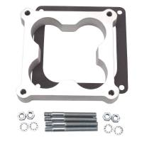Air & Fuel System - Edelbrock - Edelbrock -4 Barrel Carburetor Spacer - Open Cloverleaf