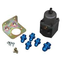 Holley Performance Products - Holley Fuel Pressure Regulator - 4.5-9 PSI - Image 3