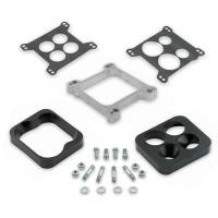 Mr. Gasket - Mr. Gasket Aluminum Carburetor Spacer Kit - Phenolic - Image 3
