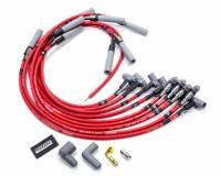 Moroso Spark Plug Wires - Moroso Ultra 40 Race Wires - Moroso Performance Products - Moroso Ultra 40 Plug Wire Set - Red