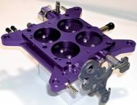 Proform Performance Parts - Proform Billet Throttle Base Plate - Vacuum Secondary - Image 2