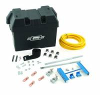 Mr. Gasket - Mr. Gasket Battery Installation Kit - Includes Battery Case / Hold-Down / All Hardware - Image 2