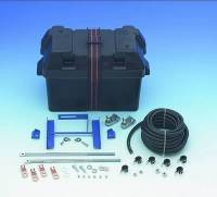 Mr. Gasket - Mr. Gasket Battery Installation Kit - Includes Battery Case / Hold-Down / All Hardware - Image 3