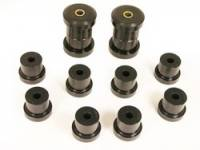 Prothane Motion Control - Prothane Leaf Spring Eye / Shackle Bushing Kit - Black - Image 2