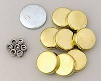 Milodon - Milodon Pontiac V8 Brass Freeze Plug Kit - Image 2
