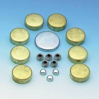 Mr. Gasket - Mr. Gasket Brass Freeze Plug Kit - For Positive Seal Use Teflon Tape Or Pro Pipe Sealant - Image 3