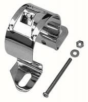 Trans-Dapt Performance - Trans-Dapt Ignition Coil Bracket - Chrome - Image 1