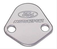 Proform Parts - Proform Fuel Pump Block-Off Plate - Ford Oval Emblem - Ford 289-302-351W - Image 3