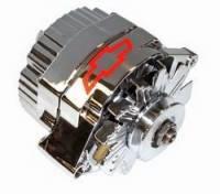 Proform Performance Parts - Proform Chrome 1-Wire Alternator - Image 2