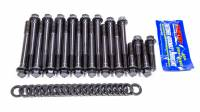 Hardware and Fasteners - Edelbrock - Edelbrock Head Bolt Kit - Will Not Fit Stock Pontiac Heads