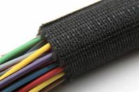Fuses & Wiring - Wire Wrap & Shrink Tube - Painless Performance Products - Painless Performance Classic Braid Wire Wrap Chassis Kit