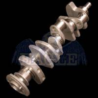 Eagle Specialty Products - Eagle SB Chevy 4340 Forged Crank - 4.125 Stroke - Image 2