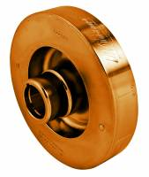 Fluidampr - Fluidampr SB Chevy 6-1/4 Circle Track Gold Harmonic Damper - SFI - Image 1