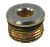 Moroso Performance Products - Moroso Magnetic Drain Plug - 3/4-16 - Image 2