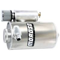 Moroso Performance Products - Moroso Dry Sump Tank w/ Breather - 6 Qt. - Image 2
