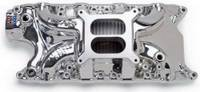 Ford F-150 Air and Fuel - Ford F-150 Intake Manifolds - Edelbrock - Edelbrock Performer RPM 302 Intake Manifold - Endurashine