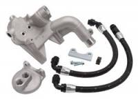 Edelbrock - Edelbrock Oil Filter Relocation Kit - For Use w/ (1581/1583) - Image 2