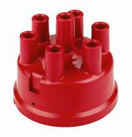 Distributor Components and Accessories - Distributor Caps - Mallory Ignition - Mallory Distributor Cap - 6 Cylinder