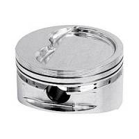 Sportsman Racing Products - SRP SB Chevy Dished Piston Set 4.040 Bore -16cc - Image 1