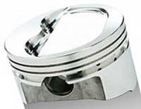 Sportsman Racing Products - SRP SB Chevy 400 Dished Piston Set 4.155 Bore -21cc - Image 2