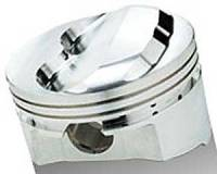 Sportsman Racing Products - SRP SB Chevy Domed Piston Set 4.060 Bore +11cc - Image 2