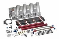 Intake Manifolds - SB Chevy - Professional Products Intake Manifolds - SBC - Professional Products - Professional Products Typhoon Intake Manifold - 96mm