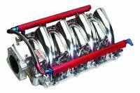 Intake Manifolds - SB Chevy - Professional Products Intake Manifolds - SBC - Professional Products - Professional Products Typhoon Intake Manifold - 85mm