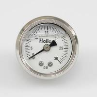 Holley Performance Products - Holley Mechanical Fuel Pressure Gauge - 0 - Image 3