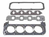 Edelbrock - Edelbrock Cylinder Head Gasket Set - Includes Intake, Exhaust, Head, Waterneck, Distributor, Valve Cover Gaskets - Image 1