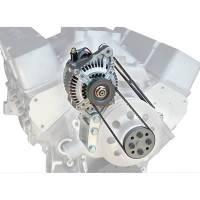 Powermaster Motorsports - Powermaster High Mount Racing Alternator Kit - High Mount - Image 3