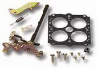 Holley Performance Products - Holley Carburetor Throttle Shaft Service Kit - w/ Ford A/T Kickdown Lever - Image 2